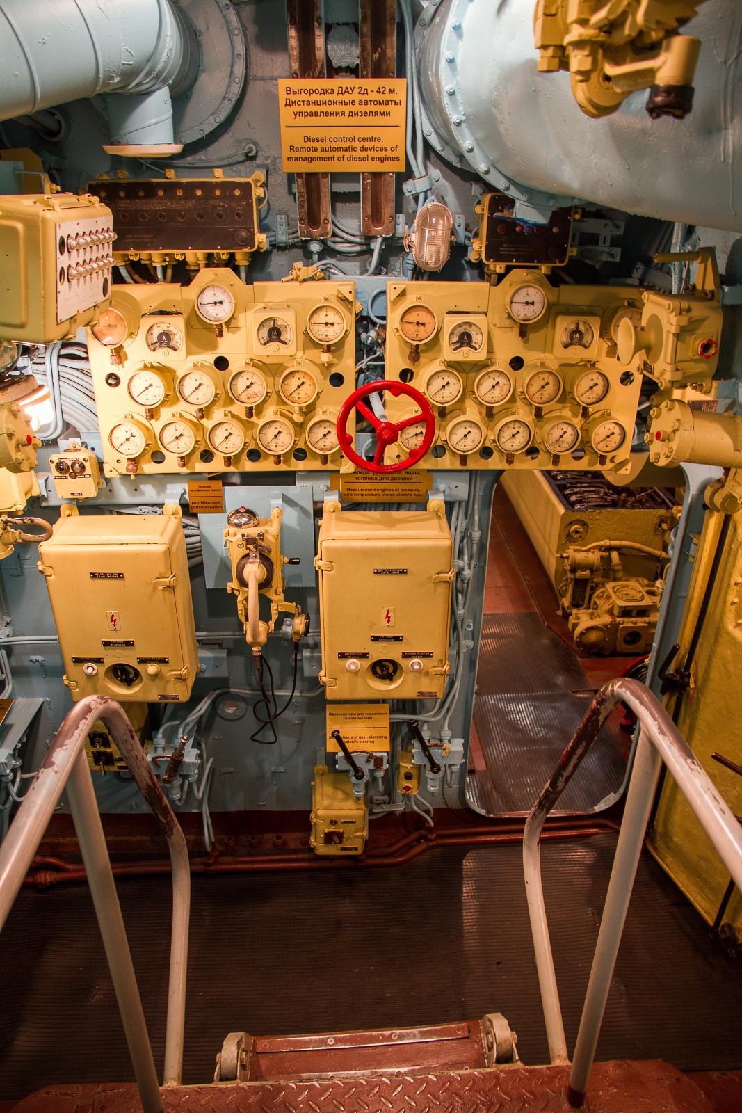 музей подводных лодок в карелии